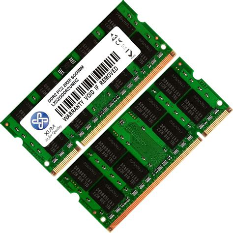 Ram Ddr2 Laptop Acer memory ram 4 laptop ddr2 pc2 6400s 800mhz 0pin sodimm non ecc new uk 2x gb lot technical cart
