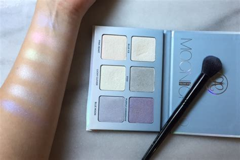 Beverly Moon Child Glow Kit the glow up beverly moonchild glow kit review swatches amalie