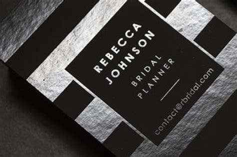 silver foil business card template black business cards with silver foil image collections