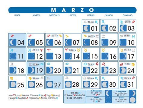 Calendario Lunar 2013 Calendario Lunar De Marzo 2013 Compartiendo Luz Con Sol