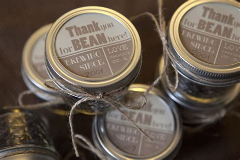 Wedding Favors Coffee by 20 Ideas That Will Inspire You To Host A Coffee