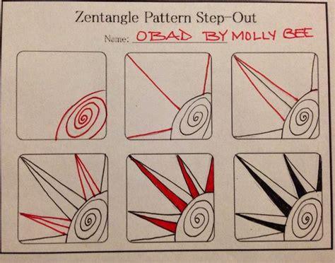 zentangle pattern sson les 14 meilleures images du tableau zentangle patterns sur