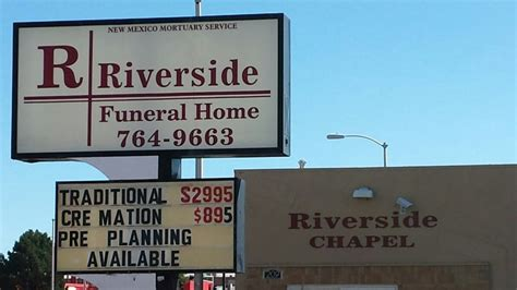 riverside funeral home albuquerque new mexico