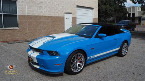 2013 Shelby Gt350 For Sale by 2013 Ford Shelby Gt350 Mustang For Sale 93314 Mcg
