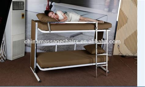 foldable bunk beds collapsible bunk beds latitudebrowser
