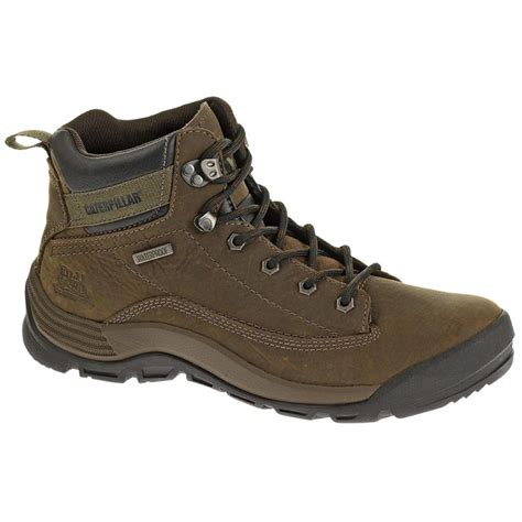 caterpillar p717909 southwark mens brown waterproof boots