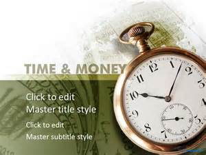 free business time management ppt template