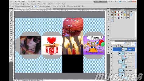 como adjuntar imagenes a un pdf como hacer un cubo de imagenes con photoshop plantilla