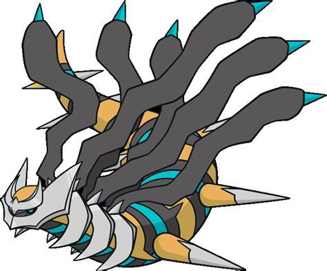 Shiny Giratina Wallpaper