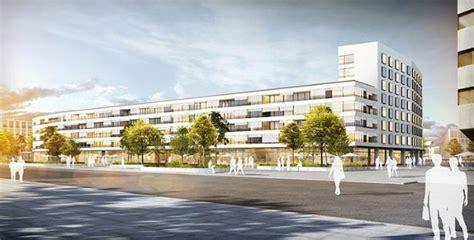 wohnungen in münchen privat gewofag baut 252 ber 230 neue wohnungen in der messestadt