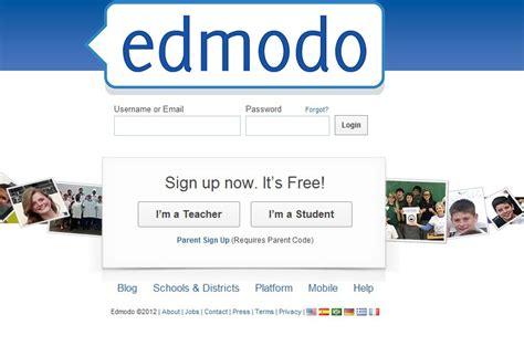edmodo meaning education social networking site edmodo to open api to
