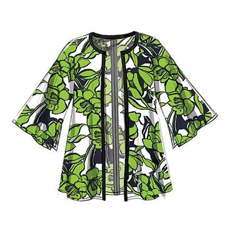 kimono jacket pattern mccalls 151 best images about jacket vest cardigan patterns on