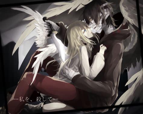 anime angel of death manga satsuriku no tenshi wallpapers anime hq satsuriku no