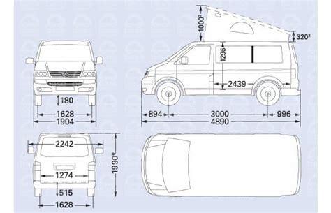 volkswagen caravelle dimensions vw t5 cervans info about t5 cers base cers