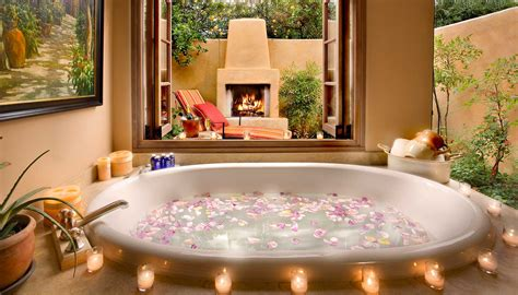 home bathtub spa 51 ultimate romantic bathroom design