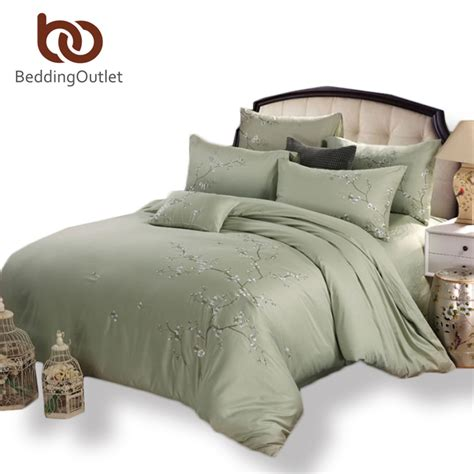 bamboo bedding set beddingoutlet bamboo bedding set soft cotton bed linen fade resistant embroidered duvet cover