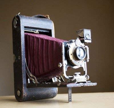 frosty mint: antique no. 3a folding pocket kodak