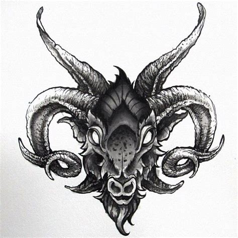 goat tattoos designs 241 best images about tattoos on tattoos for