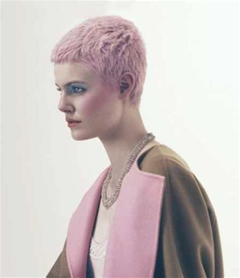 short hairstyles pink color hair colors for short hair 2014 2015 short hairstyles