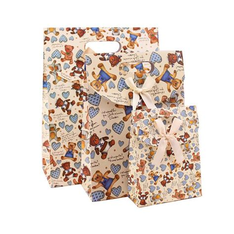 Paper Bag Fullcolor custom color printing paper gift bag personalized