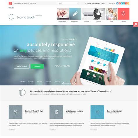 wordpress themes modern design 65 clean modern responsive business wordpress themes