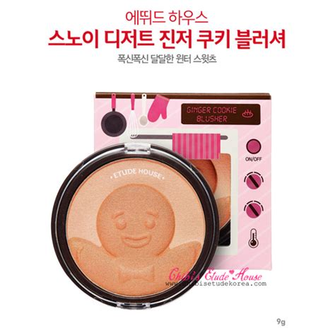 Harga Etude House Cookie Blusher chibi s etude house korea limited edition etude house