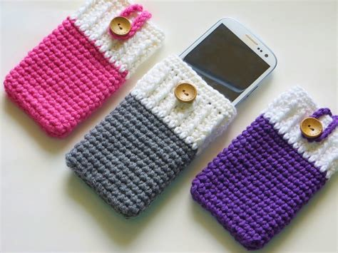 crochet pattern phone bag crochet dreamz mobile phone cozy or case crochet pattern