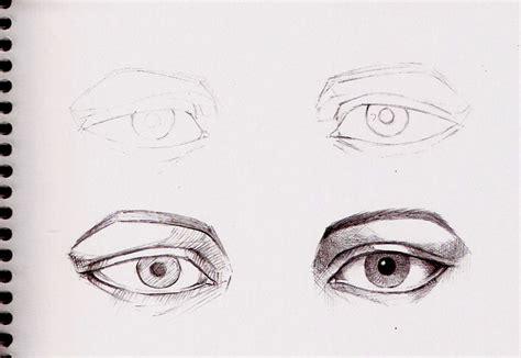 dibujos realistas y faciles ojo realista dibujo paso a paso realistic eye step by