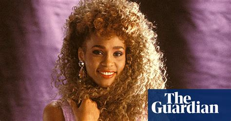 whitney houston  making   superstar  feature