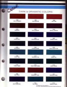 dupont car paint color chart html autos weblog