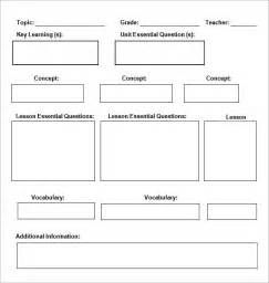 Daily Lesson Plan Template Word Document by Daily Lesson Plan Template Word