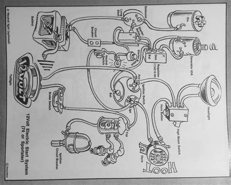 harley generator wiring diagram lincoln sa 200 parts