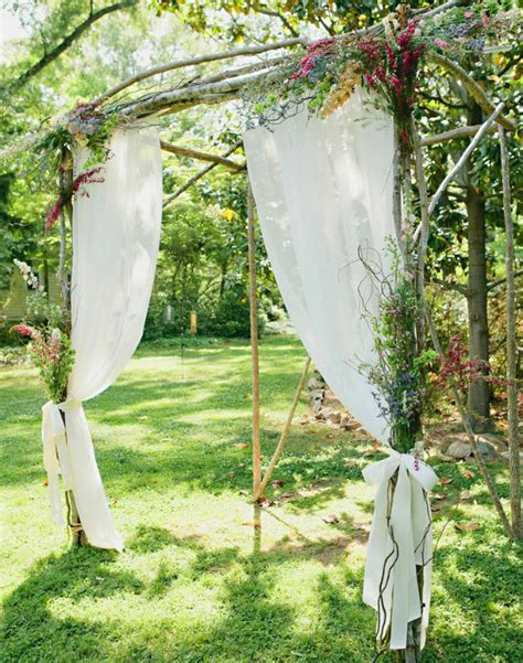 Rustic Backyard Wedding Ideas Outdoor Decoration Ideas For Rustic Weddings