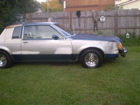 1981 buick regal limited buy used 1981 buick regal limited coupe 2 door 305 engine