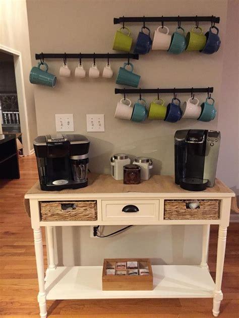 Wall Mounted Coffee Cup Rack by 1000 Ideas About Mug Rack On Coffee Mug