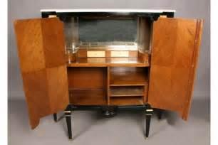 Vintage Bar Cabinet 415 Arbus Style Vintage Bar Cabinet Lot 415