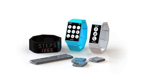 Smartwatch Blocks Blocks The Modular Smartwatch