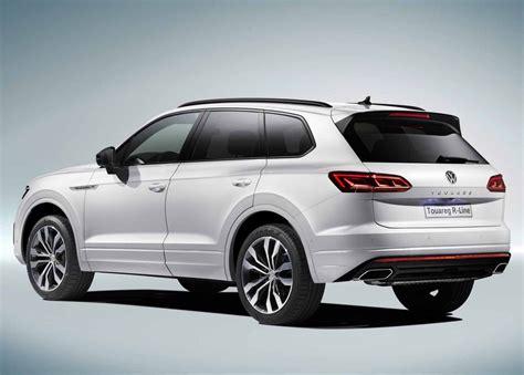 Volkswagen Tourag by Galer 237 A Revista De Coches Volkswagen Touareg 2019