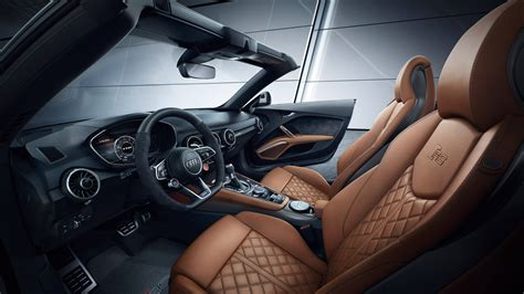 Audi Tt Rs Interior by New Audi Tt Rs Coupe And Audi Tt Rs Roadster Lookers Audi