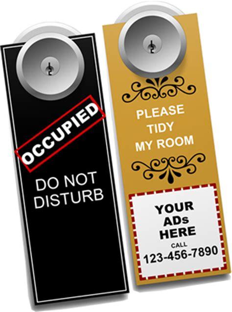 Door Knob Hangers Printing by Door Hangers Printing Nyc Rip Door Hanger Bestofprinting