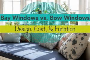Bow Windows Cost Bay Windows Vs Bow Windows Design Cost And Function