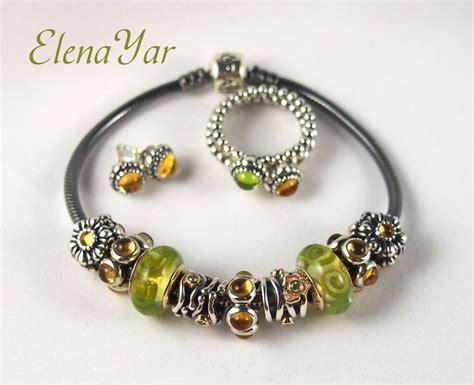 citrine Pandora bracelet   pandora   Pinterest