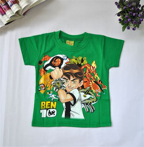 10 Shirts You To This Summer by Baby Boys Ben10 Ben 10 Green Toddler T Shirts Boy