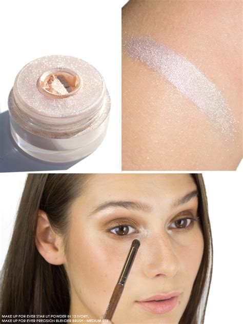 Lit Powder 13 Ivory get the look smoky bronze escentual s buzz