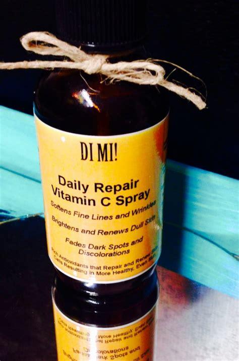 Serum Vitamin C Spray vitamin c geranium daily repair serum spray aftcra