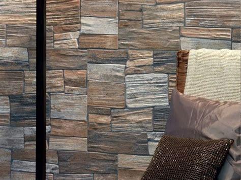 piastrelle finta roccia pannelli finta pietra pareti divisorie