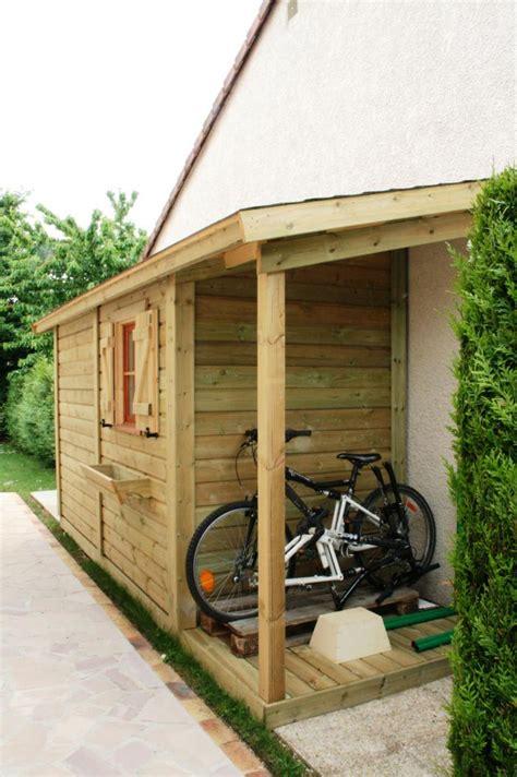 abri de jardin pour velo le cabanon de jardin en 46 photos choisir style pr 233 f 233 r 233 archzine fr