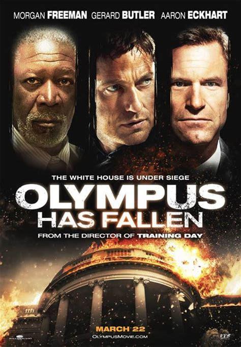 olympus has fallen film classification olympus has fallen poster