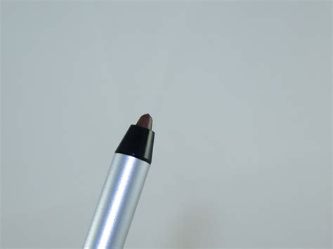 Trouble Liner Pencil nyx tres gel pencil liner review swatches musings of a muse