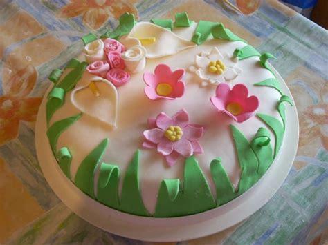 decorazioni con i fiori decorazioni torte bambini foto tempo libero